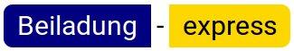Logo Beiladung-express.de